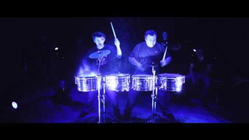 "Embedded thumbnail for ""Live Drums"" Poltava Тизер 2015"