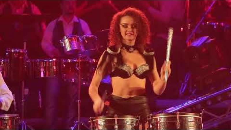 Embedded thumbnail for Beyoncé - Crazy In Love ( Cover Live Drums Show 2018)drummers in the world