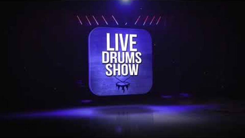 Embedded thumbnail for Live Drums Show 2021