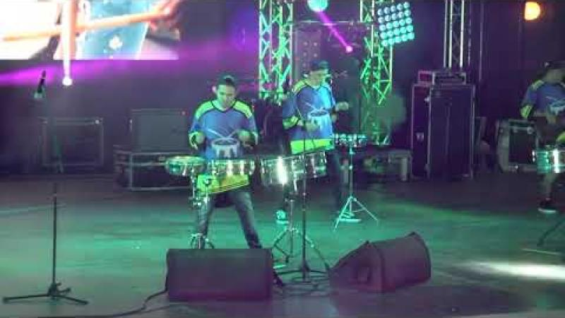 Embedded thumbnail for Live Drums Show День города Полтава 2018 The Final Countdown