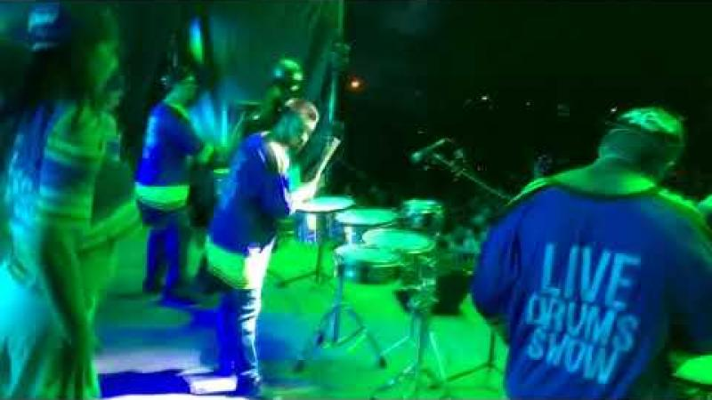 Embedded thumbnail for  Live Drums Show cover KAZKA