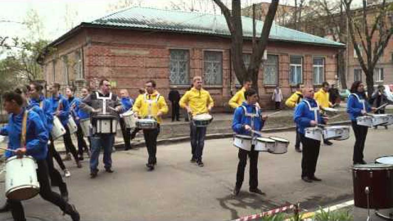 Embedded thumbnail for Живі барабани & Барвінок Україна 2014