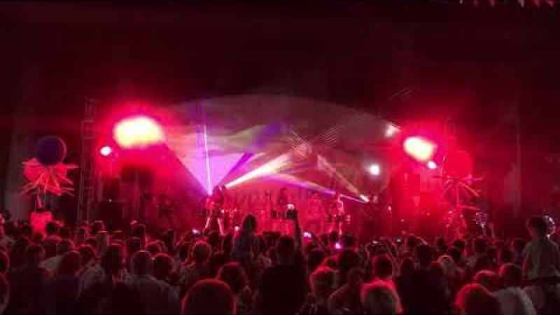 Embedded thumbnail for Live Drums Show Добропілля 2020
